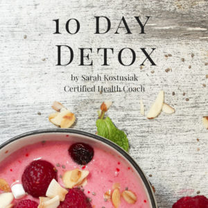 10 Day Keto Detox