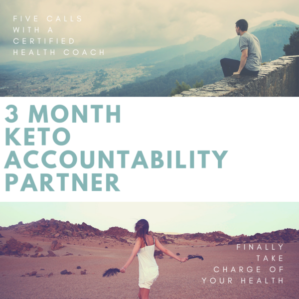 3 MonthKeto Accountability Partner