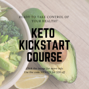 Keto Kickstart - Take Control of Menopause Naturally